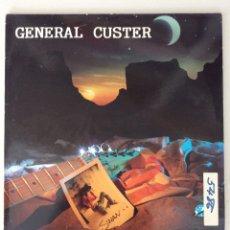 Discos de vinilo: SWAN. GENERAL CUSTER.. Lote 291576053