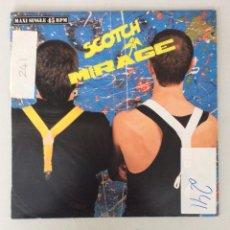 Discos de vinilo: SCOTCH.MIRAGE .. Lote 291576888