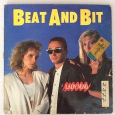 Discos de vinilo: BEAT AND BIT. LADY MIMI. Lote 291577523