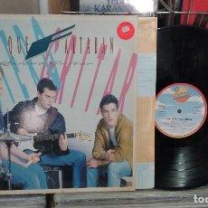 Discos de vinilo: LOS QUE FALTABAN. QUIERO GRITAR. SUNNY RECORDS 1992, REF. SR20023 -- LP. Lote 291580388