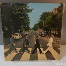 Discos de vinilo: DISCO VINILO LP. THE BEATLES – ABBEY ROAD. 33 RPM. EDICIÓN ESPAÑA.. Lote 291880478