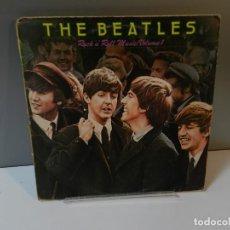 Discos de vinilo: DISCO VINILO LP. THE BEATLES – ROCK'N' ROLL MUSIC, VOLUME 1. 33 RPM. EDICIÓN ESPAÑA.. Lote 291885083
