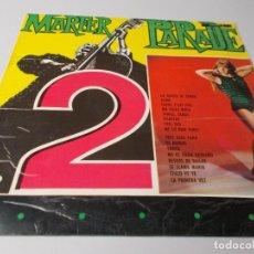 Discos de vinilo: MARFER PARADE Nº 2. Lote 291891818
