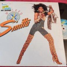 Discos de vinilo: SINITTA WICKED LP. Lote 291917713