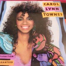 Discos de vinilo: CAROL LYNN SATISFACTIÓN LP. Lote 291918153