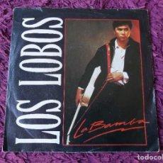 "Dischi in vinile: LOS LOBOS – LA BAMBA ,VINYL, 7"" SINGLE 1987 GERMANY 886 168-7. Lote 291975728"