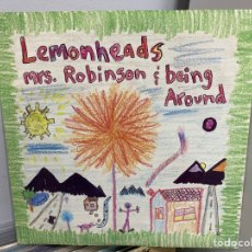 Discos de vinilo: LEMONHEADS - MRS. ROBINSON / BEING AROUND (ATLANTIC). Lote 292021838