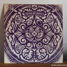 Discos de vinilo: HEROES DEL SILENCIO - SENDA 91 - 2 LP - 1991. Lote 276362223