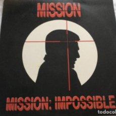 Discos de vinilo: MISSION IMPOSSIBLE .COMPUESTO POR LARRY MULLEN & ADAM CLAPTON. Lote 292065503