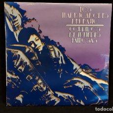 Discos de vinilo: LOS MADRUGADORES DEL BAJIO / CORRIDOS DE MUJERES FAMOSAS / LP - CBS-1978. Lote 292079573