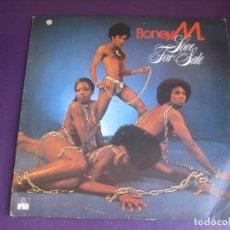 Dischi in vinile: BONEY M. – LOVE FOR SALE - LP ARIOLA 1977 - DISCO FUNK ELECTRONICA CLASICA 70'S - LEVE USO. Lote 292096133