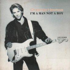 Discos de vinilo: CHESNEY HAWKES - I'M A MAN NOT A BOY / MAXI SINGLE CHRYSALIS RECORD 1991 RF-10575. Lote 292141133