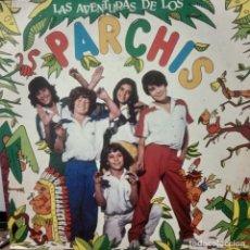 Dischi in vinile: LAS AVENTURAS DE PARCHIS -PARCHIS -LP-ARGENTINA -1982. Lote 292218308