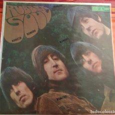 Discos de vinilo: BEATLES - RUBBER SOUL, LP EDICIÓN VENEZUELA (PREVISIBLEMENTE 1973). Lote 292263893