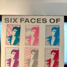 """Discos de vinilo: RAR MAXI 10"""". BRYAN ADAMS. SIX FACES OF. 6 TRACKS. Lote 292284728"""
