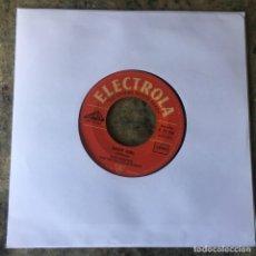 Discos de vinilo: ROSS MCMANUS AND THE JOE LOSS BLUE BEATS - PATSY GIRL . SINGLE . 1966 GERMANY. Lote 292289313