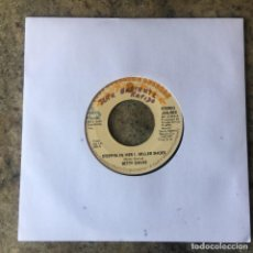 Discos de vinilo: BETTY DAVIS - IF I'M IN LUCK I MIGHT GET PICKED UP . SINGLE . 1973 USA. Lote 292291583
