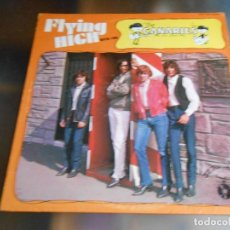 Disques de vinyle: CANARIES, THE - FLYING HIGH WITH -,LP, BABY DON´T SURPRISE ME +11, AÑO 1963 MADE IN USA. Lote 292292938