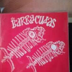 """Discos de vinilo: THE BARRACUDAS 1990 SHAKIN' STREET RECORDS 12"""". Lote 292298223"""