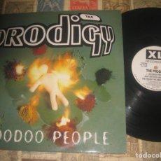 Discos de vinilo: THE PRODIGY – VOODOO PEOPLE XL RECORDINGS – 1994 OG ENGLAND SIN SEÑALES DE USO. Lote 292304203