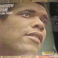 Discos de vinilo: JOHNNY NASH. HOLD ME TIGHT. (COLUMBIA, 1969. ) OG ESPAÑA SIN SEÑALES DE USO. Lote 292311033