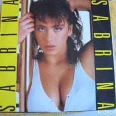 Discos de vinil: LP - SABRINA - SABRINA (SPAIN, INDALO MUSIC 1987). Lote 292323128