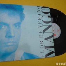 "Discos de vinilo: 12"" MANGO - FLOR DE VERANO - SPAIN PRESS - 3A 609711 (EX+/M-) 3. Lote 292333388"