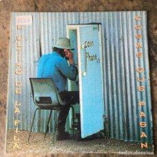 Discos de vinilo: EL ÚLTIMO DE LA FILA - COSAS QUE PASAN . MAXI SINGLE. 1994 PERRO RECORDS. Lote 292334553