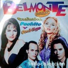 Discos de vinilo: BELMONTE– CACHETE, PECHITO Y OMBLIGO MIX - MAXI-SINGLE SPAIN 1996. Lote 292335563