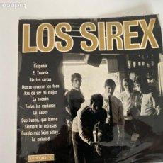 Disques de vinyle: VINILO DE LOS SIREX 1965.CULPABLE...PROBADO, VER FOTOS.3,97 ENVÍO CERTIFICADO.. Lote 292338538