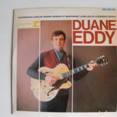 Discos de vinilo: DUANE EDDY. EXTRAÑOS EN LA NOCHE . AÑOS 60.. Lote 292346903