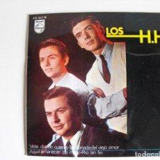 Discos de vinilo: LOS H.H.. AQUEL AMANECER DE MAYO. AÑOS 60.. Lote 292353003