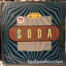 Discos de vinilo: SODA STEREO – REX MIX 1991. Lote 292385498