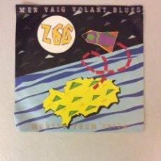 Discos de vinilo: M'EN VAIG VOLANT BLUES.Z66. MONTSE FROM IBIZA. Lote 292505373