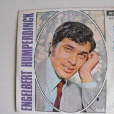 Discos de vinilo: ENGELBERT. HUMPERDNICK CALL ON ME. AÑOS 60.. Lote 292511428