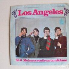 Discos de vinilo: LOS ÁNGELES. 98,6. AÑOS 60.. Lote 292511608