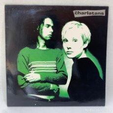 Discos de vinil: LP - VINILO THE CHARLATANS - UP TO OUR HIPS + ENCARTE - ESPAÑA - AÑO 1994. Lote 292547833