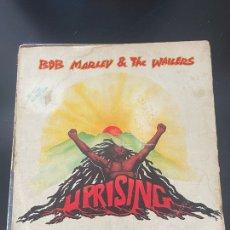 Discos de vinilo: BOB MARLEY & THE WAILERS UPRISING. Lote 292547893
