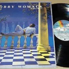 Discos de vinilo: LP- BOBBY WOMACK - SO MANY RIVERS - PROMO - RARA EDICIÓN PROMOCIONAL - VALENTINOS. Lote 292564053