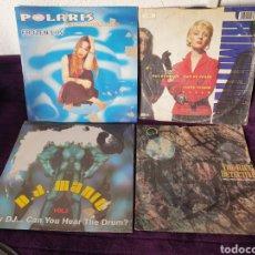 Discos de vinilo: ANTIGUOS DISCOS VINILO. Lote 292584078