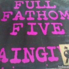 Discos de vinilo: MMX. FULL FATHOM FIVE- PAINGIVER. Lote 292595578