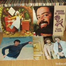 Discos de vinilo: LOTE 9 LP'S CANTAUTORES, BRASIL ETC.. )SERGIO MENDES.- PABLO MILANES.- HERB & TIJUANA BRASS. Lote 292603448