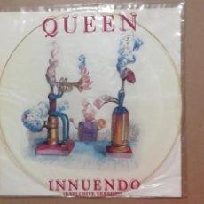 Discos de vinilo: QUEEN - INNUENDO (EXPLOSIVE VERSION). Lote 292612533