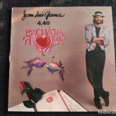 Discos de vinil: JUAN LUIS GUERRA 4.40 - BACHATA ROSA - LP. N.42. Lote 292948868
