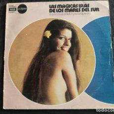 Discos de vinilo: FRANK CHACKSFIELD - LAS MAGICAS ISLAS DE LOS MARES DEL SUR - N.51. Lote 292952768