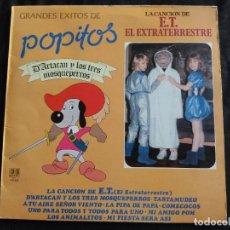 Dischi in vinile: LP GRANDES EXITOS DE POPITO - ET - DARTACAN N.65. Lote 292957173