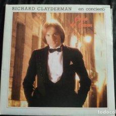 Discos de vinilo: RICHARD CLAYDERMAN EN CONCIERTO N.67. Lote 292957663