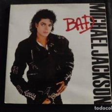 Discos de vinilo: MICHAEL JACKSON -BAD -LP N.84. Lote 292961098