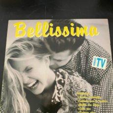 Discos de vinilo: BELLOSSIMA. Lote 293166723