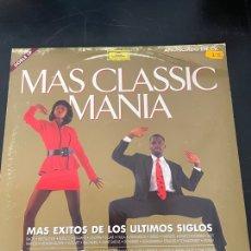 Discos de vinilo: MÁS CLASSIC MANÍA. Lote 293166798